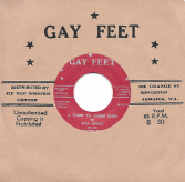 Baba Brooks - A Toast To James Bond/Stranger Cole & Milicent Todd (Gay Feet/Dub Store Rec.) JPN 7""